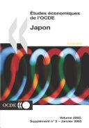 Études économiques de l'OCDE : Japon 2002