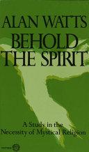 Behold the Spirit