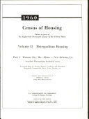 1960 Census of Housing