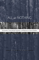 All Or Nothing: Systematicity, Transcendental Arguments, and ...