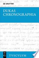 Chronographia - Byzantiner und Osmanen im Kampf um die Macht und das Überleben (1341–1462)