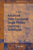 Advanced Time Correlated Single Photon Counting Techniques