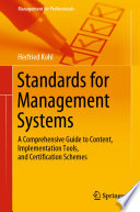 Standards for Management Systems