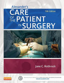 Alexander's Care of the Patient in Surgery - E-Book Pdf/ePub eBook