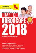 Diamond Horoscope 2018 : Capricorn