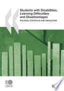 Students with Disabilities  Learning Difficulties and Disadvantages Policies  Statistics and Indicators
