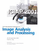 11th International Conference On Image Analysis And Processing Book PDF