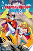 Harley Quinn and Power Girl (2015-) #1