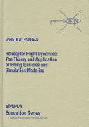 Helicopter Flight Dynamics Book