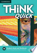 Think 4B Student s Book and Workbook Quick Book PDF