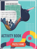 Activity Book Word Search and Sudoku Puzzle Game