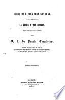 Curso de literatura general