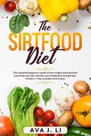 The Sirtfood Diet [Pdf/ePub] eBook