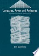 Language Power And Pedagogy