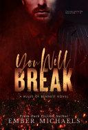 You Will Break Pdf/ePub eBook