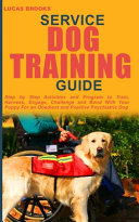Service Dog Training Guide