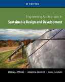 Engineering Applications in Sustainable Design and Development  SI Edition Book
