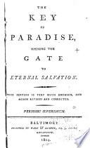 The Key of Paradise