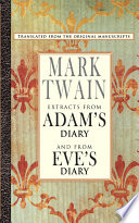 Read Online Extracts from Adam's Diary/Eve's Diary For Free
