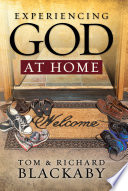 Experiencing God at Home Book