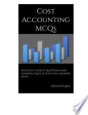 Cost Accounting Multiple Choice Questions and Answers  MCQs
