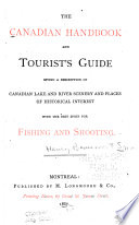 The Canadian Handbook and Tourist's Guide