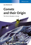 Comets And Their Origin Book