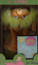 The Lorax Mini Book and Puppet
