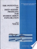 The Potential of Deep Seismic Profiling for Hydrocarbon Exploration Book