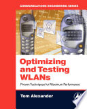 Optimizing and Testing WLANs Book