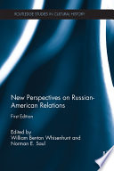 New Perspectives On Russian American Relations