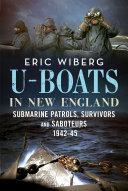 U-Boats in New England