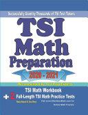 TSI Math Preparation 2020   2021