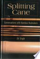 Splitting Cane Book
