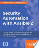 Security Automation with Ansible 2