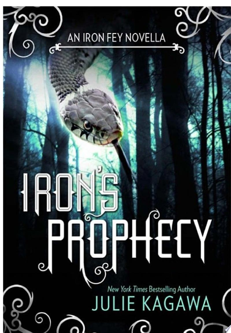 Iron's Prophecy banner backdrop