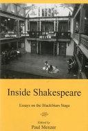 Inside Shakespeare