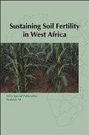 Sustaining Soil Fertility In West Africa