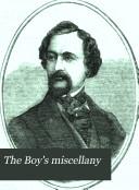 The Boy s Miscellany