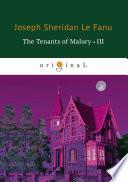 The Tenants of Malory III