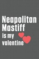Neapolitan Mastiff is My Valentine