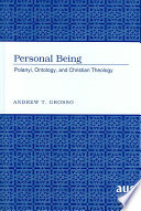 Personal Being Book