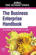 The Business Enterprise Handbook