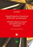 Model Predictive Control mit MATLAB und Simulink