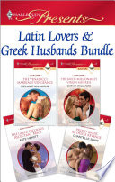 Latin Lovers Greek Husbands Bundle