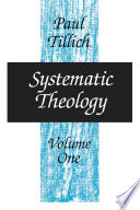 Systematic Theology  Volume 1