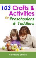 103 Crafts   Activities for Preschoolers   Toddlers