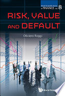 Risk  Value and Default