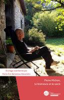Pdf Pierre Michon, la littérature et le sacré Telecharger