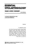 Essential Otolaryngology Book